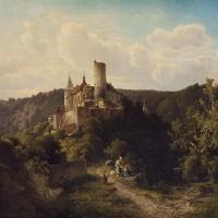 Křivoklát 1876